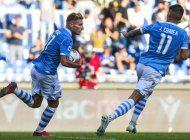 lazio remonta y rescata empate 3-3 ante atalanta