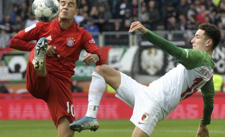 El Bayern se deja empatar en la agonía