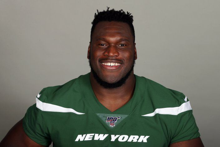 Fuente AP: Jets multan a Osemele por no entrenar