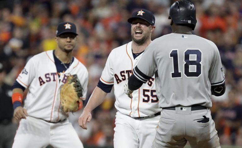 Astros pierden a Pressly de nuevo, por lesión