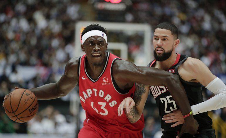 Fuente AP: Raptors y Siakam pactan extensión por 4 años