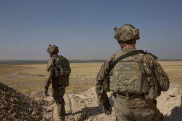 soldados de eeuu salen de siria y se iran a irak