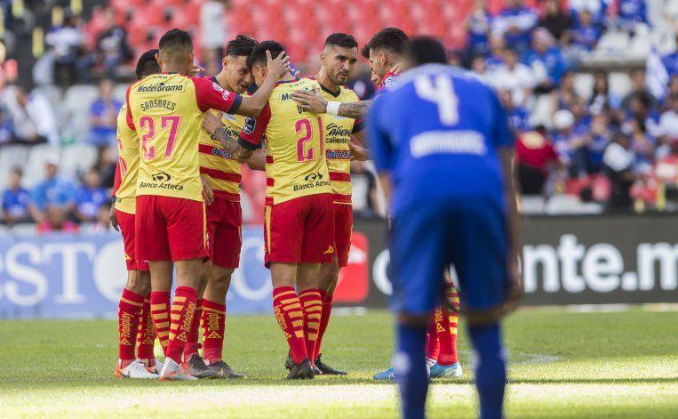 América rescata empate ante Necaxa con golazo de Martín