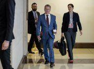 diplomaticos expresan frustracion por politicas de trump