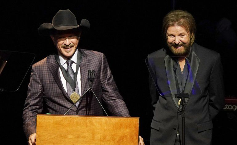 Brooks & Dunn se unen al Salón de la Fama Country