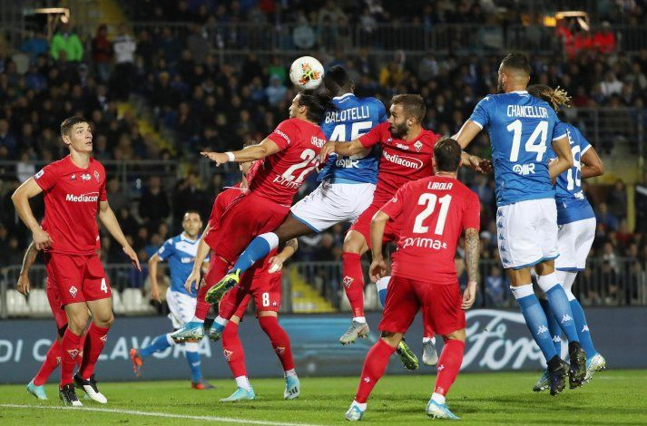 Fiorentina extiende racha invicta a 6 encuentros