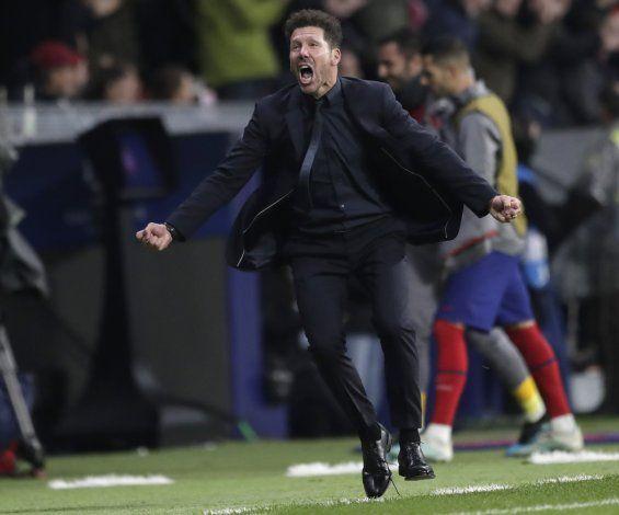 Gol de Morata da al Atlético el triunfo ante Leverkusen