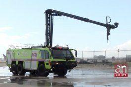 el departamento de bomberos de miami-dade implementa tecnologia novedosa en sus camiones