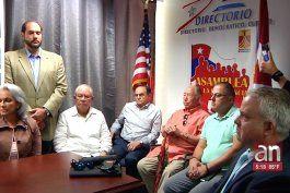 exiliados cubanos en miami piden mas sanciones al regimen cubano
