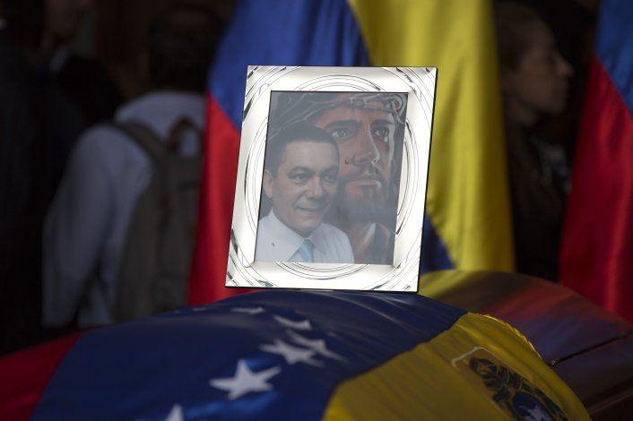 CIDH tramita caso sobre muerte de concejal venezolano Albán