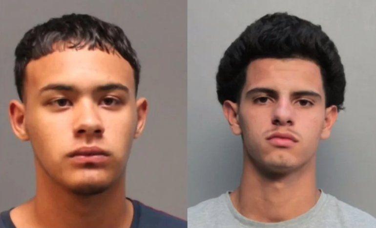 Dos jóvenes cubanos arrestados por muerte de adolescente en Miami