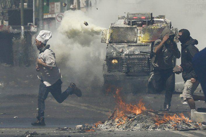 Cuentas de Twitter de Cuba, Venezuela y Nicaragua instigan protestas en Chile, revela estudio