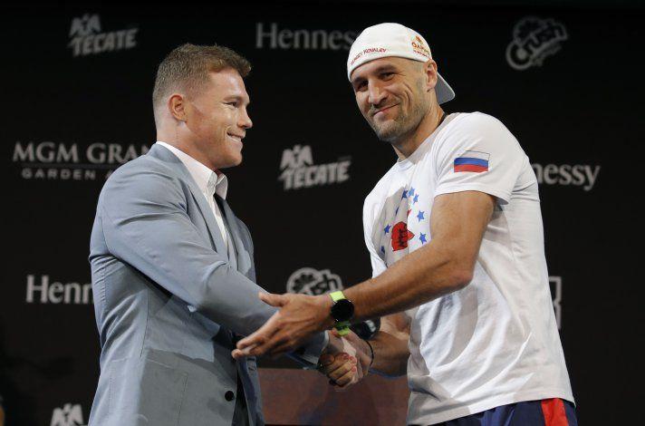 Ante el 'Canelo', Kovalev disputa su pelea 'más importante'