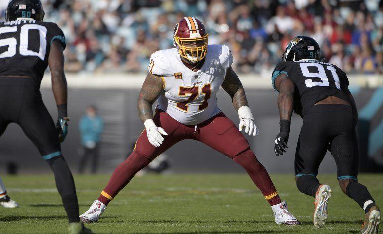 Williams no pasa examen médico a su regreso con los Redskins