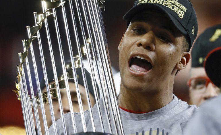 Nacionales ganan Serie Mundial por 1ra vez en la historia