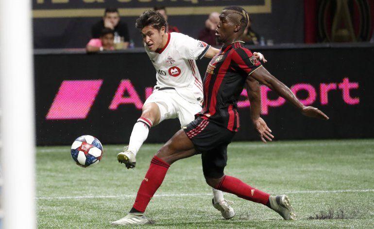 Toronto elimina al campeón Atlanta y es finalista de la MLS