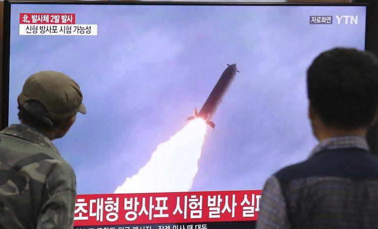 Ejército surcoreano: Corea del Norte lanza dos proyectiles