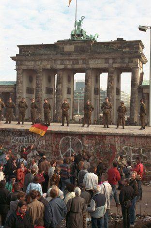 Caída de Muro de Berlín, aún hoy trago amargo para los rusos