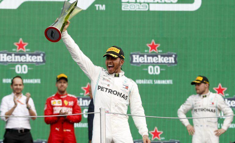 Hamilton va por su 6to título en un circuito predilecto