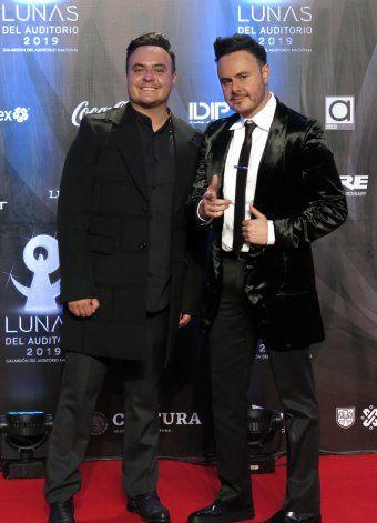 Rivera, Vive Latino y Timbiriche se llevan Lunas