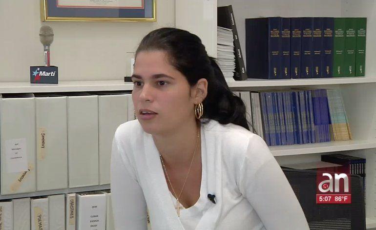 Joven cubana denuncia que el régimen le impide trabajar y estudiar por ser Dama de Blanco