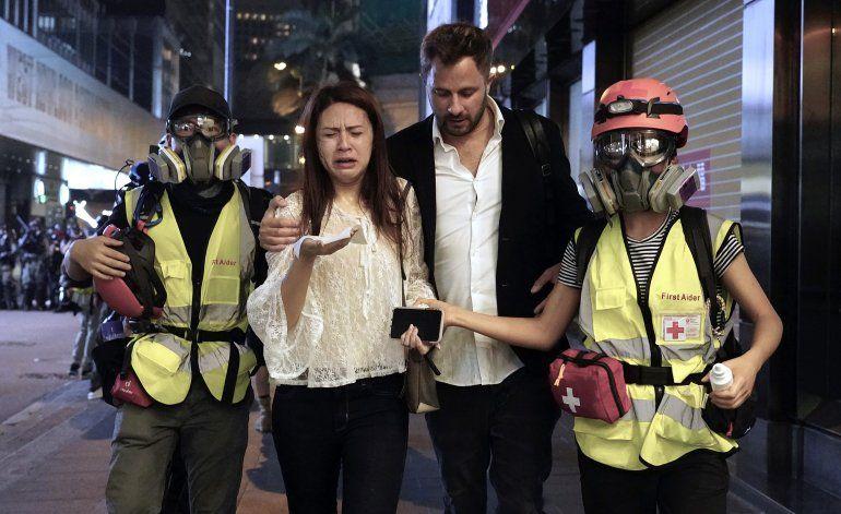 China aplicaría nuevas medidas para Hong Kong