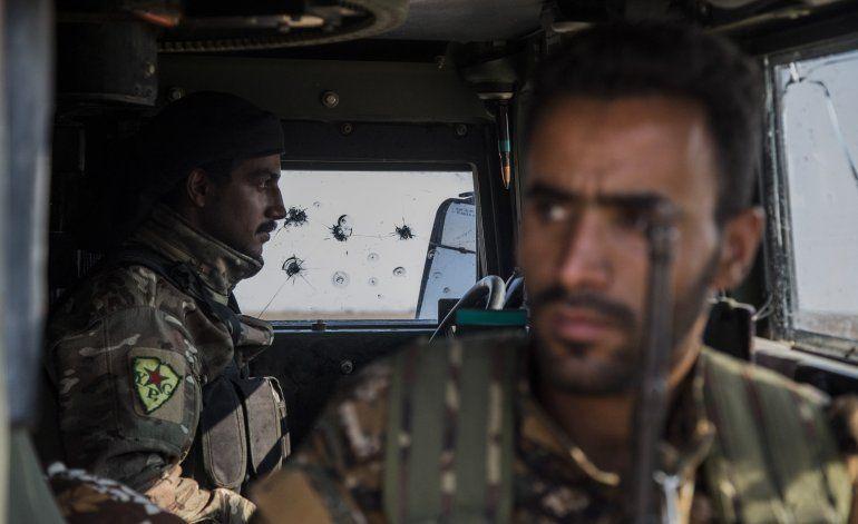Turquía y Rusia efectúan patrullajes en el noreste de Siria