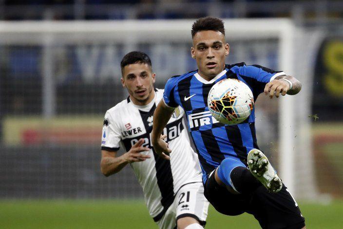 El Inter de Milán renace en todos los sentidos