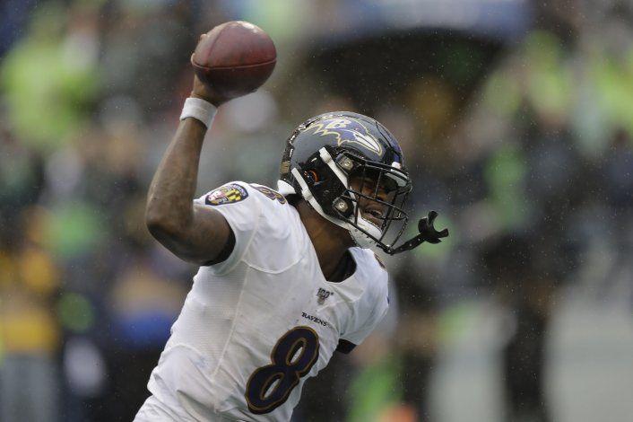 Jackson y Ravens amenazan perfección de Patriots