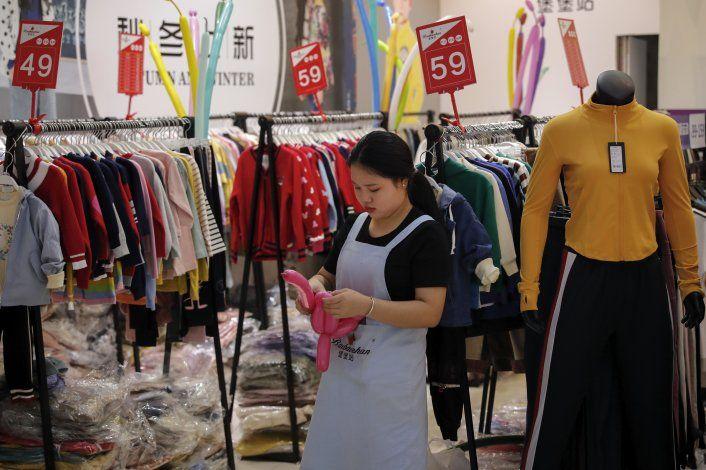 En época de incertidumbre, China apuesta al consumo interno