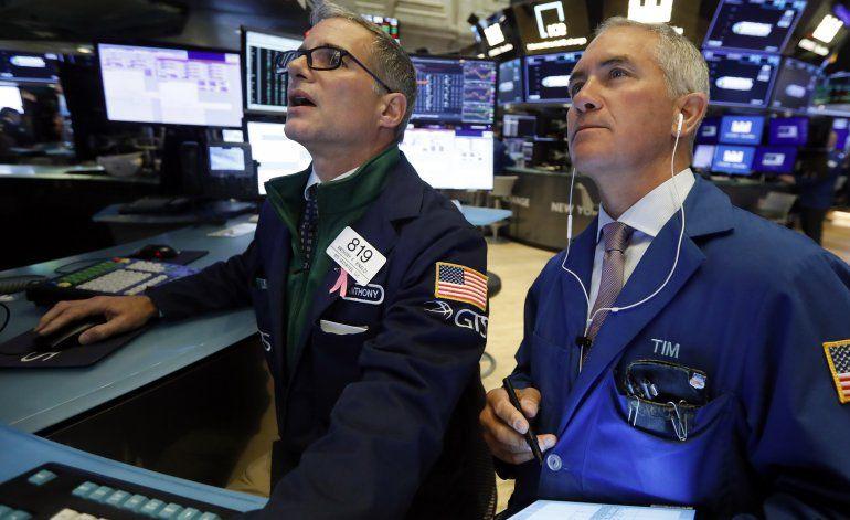 Wall Street cierra con ganancias sólidas