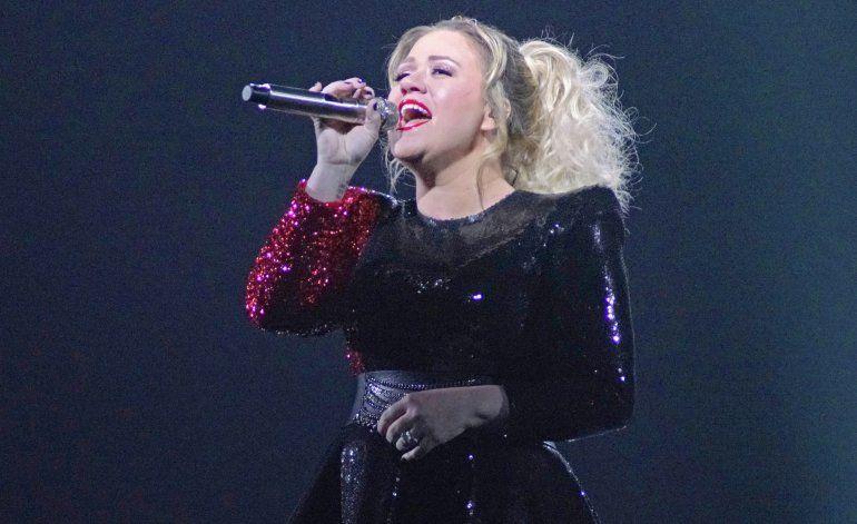 Kelly Clarkson anuncia residencia en Las Vegas desde abril