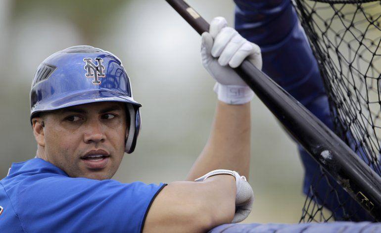 Carlos Beltrán dirigirá a los Mets, 4to boricua en MLB