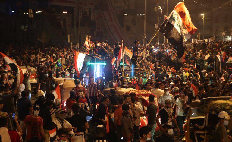 Miles de iraquíes desafían al gobierno con nuevas protestas