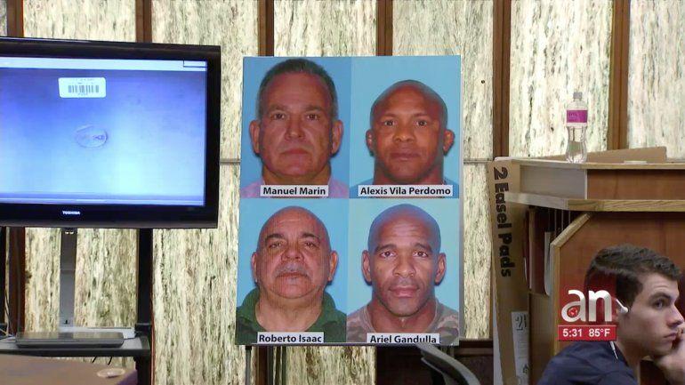 Se mostraron en corte las imágenes del brutal asesinato del amante de la mujer de empresario cubano de Miami