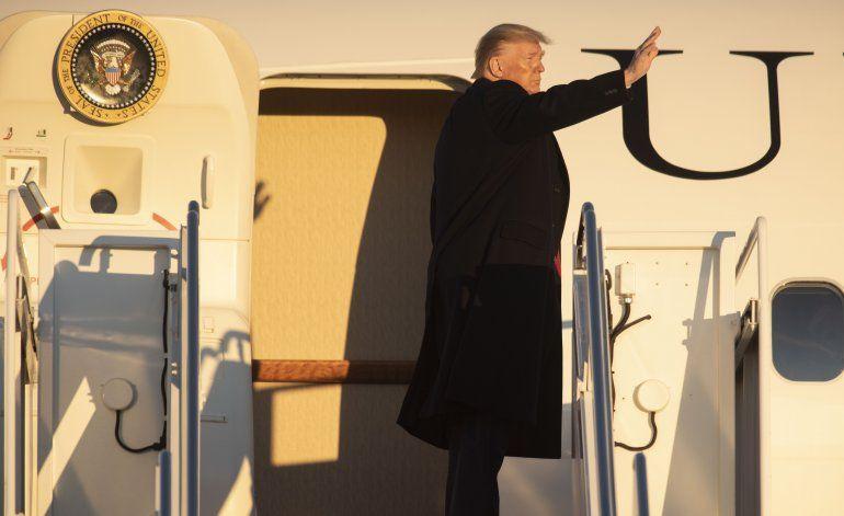 NY podría auditar cambio de residencia de Trump a Florida
