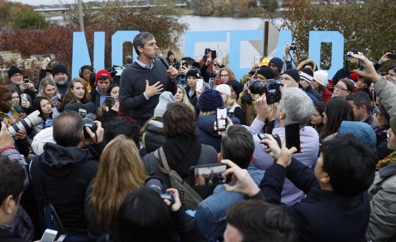 EEUU: Beto ORourke anuncia fin de campaña por presidencia