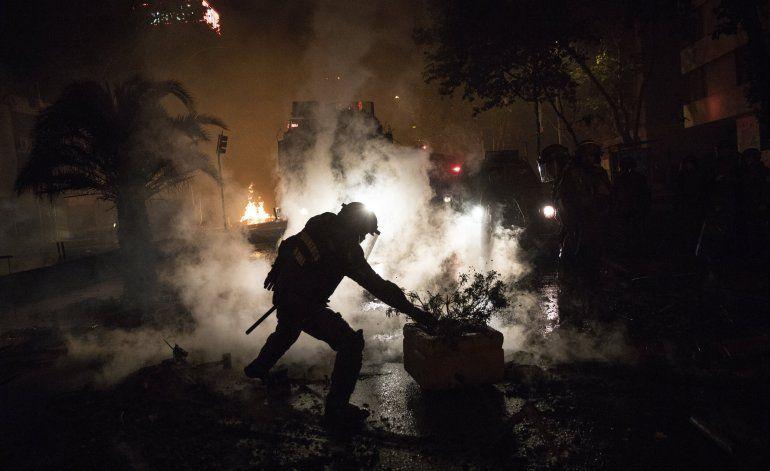 Denuncian graves violaciones a los derechos humanos en Chile