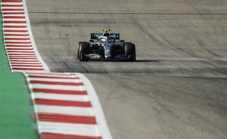 Hamilton largará 5to en busca del título en Texas