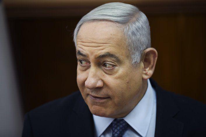 Netanyahu promete operaciones israelíes encubiertas
