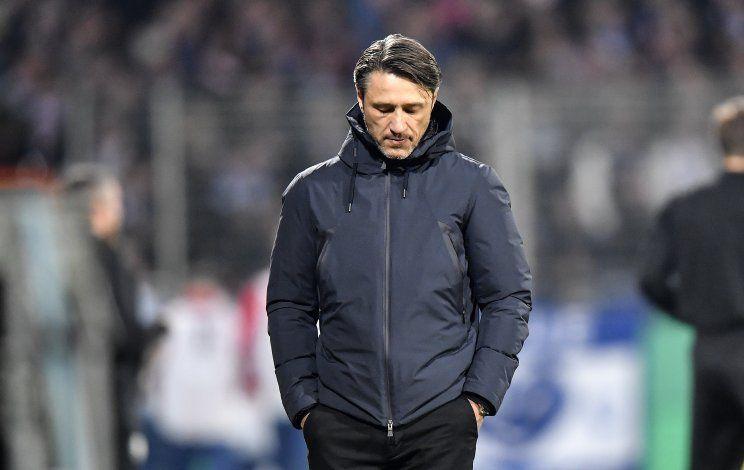 Bayern despide a Kovac tras derrota de 5-1 en Frankfurt