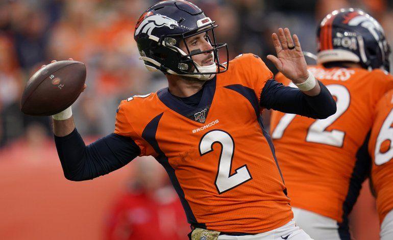 En 1er duelo de inicio, Allen guía a Broncos a triunfo