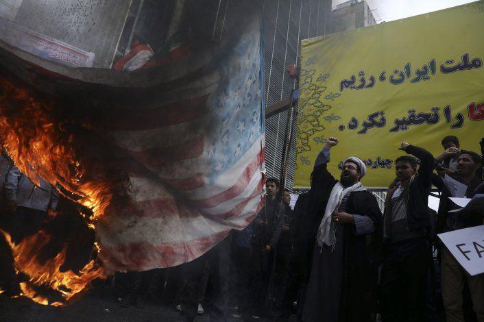 Irán refuerza su programa nuclear, se aleja de pacto de 2015