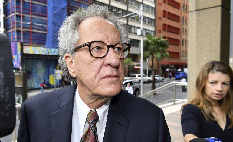 Editora australiana apela pago por difamación a Rush