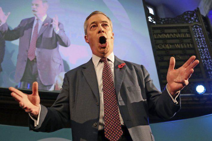 Militantes a favor del Brexit se postularán al Parlamento