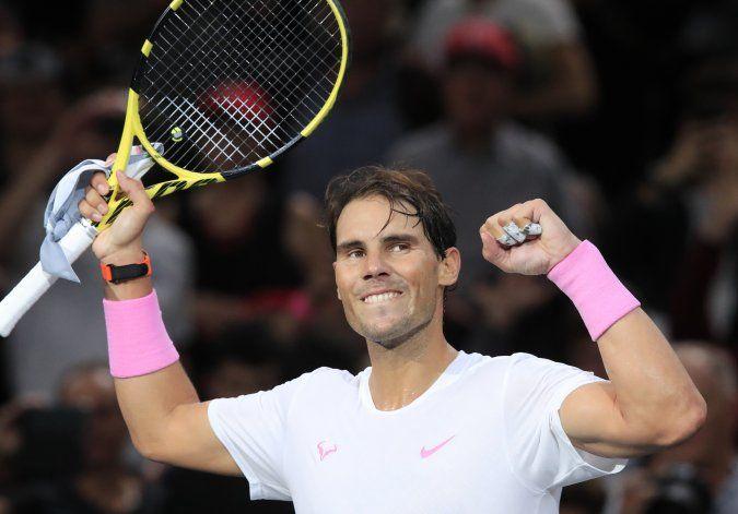 Rafael Nadal recupera la cima del ranking de la ATP