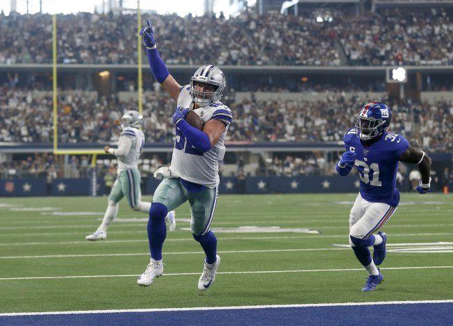 Witten retoma su papel en un MNF como miembro de Cowboys