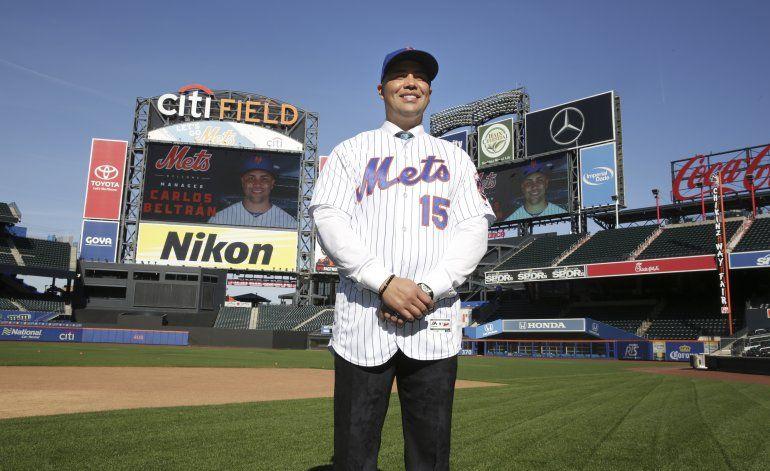 """Beltrán con los Mets: """"estoy orgulloso de mis raíces"""""""