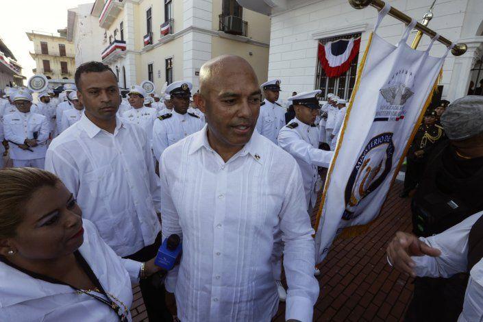 Panamá: Mariano Rivera abanderado en fiesta de Independencia
