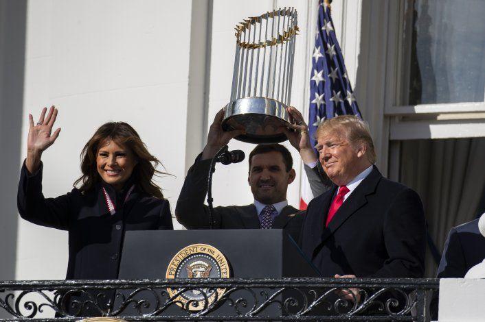 Con plantel incompleto, Nacionales visitan la Casa Blanca